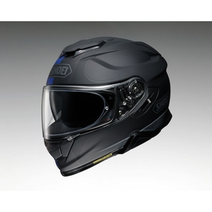 SHOEI GT-AIRII REDUX TC-2 (Blue/Black) Matte Color Helmet