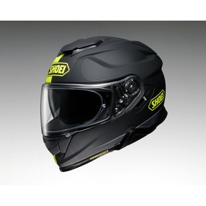 SHOEI GT-AIRII REDUX TC-3 (Yellow/Black) Matte Color Helmet