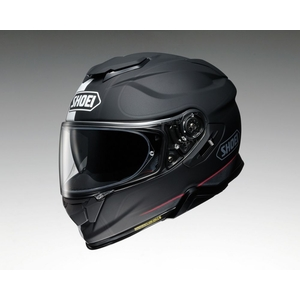 SHOEI GT-AIR 2 REDUX TC-5 (Black/White) Matte Color Helmet [Scheduled release on June 2019]