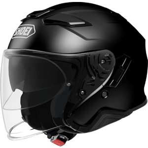 SHOEI J-CRUISE 2 Black Helmet [Scheduled release on June 2019]