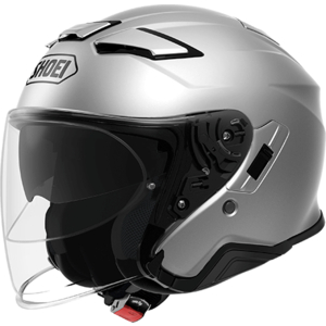 SHOEI J-CRUISE 2 Light Silver Helmet [Scheduled release on June 2019]