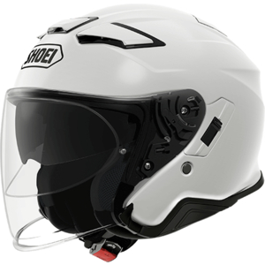 SHOEI J-CRUISE 2 Luminous White Helmet [Scheduled release on June 2019]