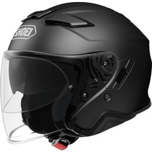 SHOEI J-CRUISE 2 Matte Black Helmet [Scheduled release on June 2019]