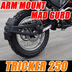 ATop Arm Mount Rear Fender