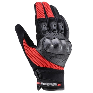HenlyBegins HBG-035 SS Carbon Leather Gloves