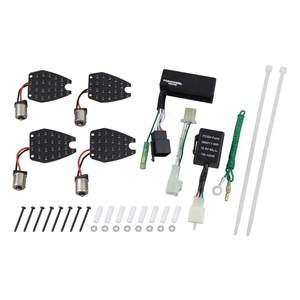 POSH Hondaoemper Blinker Sequential Blinker Kit