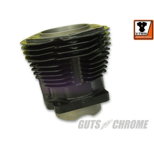 GUTSCHROME [V-TWIN] Pan Head Front Cylinder 1200cc