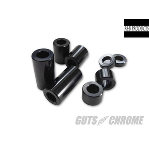 GUTSCHROME [RU PRODUCTS] Aluminum Spacer Set for 3/8 Bolt