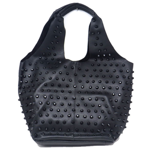 Motobluez Studs Tote Bag with Inner Bag