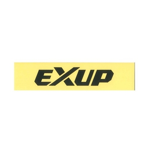 YAMAHA EXUP Sticker