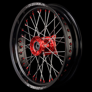 Z-WHEEL AR1 Motard Wheel Kit Front