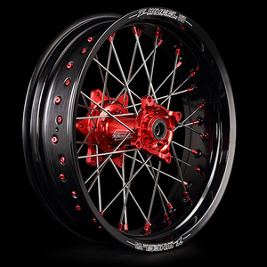 Z-WHEEL AR1 Motard Wheel Kit Rear
