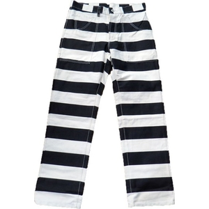 Motobluez [ SCHEISSE ! STOCK ] FST Prisoner Pants Borderpants