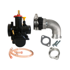 Manufactured By OKO Carburetor & Variable Manifold Set