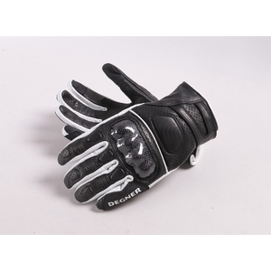 DEGNER Ridingmesh Leather Gloves
