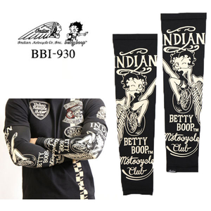 Motobluez Máscara Dryarm INDIAN MOTOCYCLEXBETTY BOOP (Indianx Betty Boop)