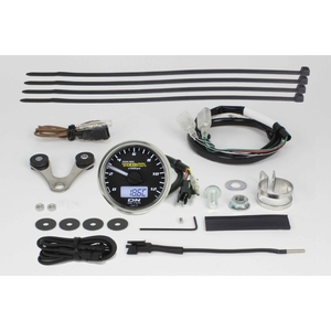 SP TAKEGAWA (Special Parts TAKEGAWA) Φ48 Small DN Tachometer Kit 12500RPM