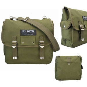 Motobluez US ARMY Challengebag Satteltasche Single
