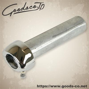 GOODS Chrome Gasgriff 1 Zoll