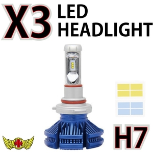 MADMAX X3 H7 LED Headlight