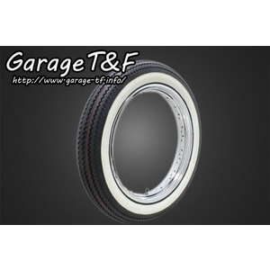 GARAGE T&F unilli Vintage TIRE 19 x 4.00