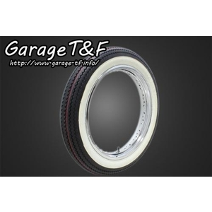 GARAGE T&F unilli Vintage TIRE 18 x 4.00