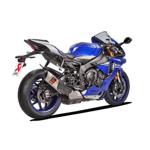 AKRAPOVIC Slip On Line Exhaust System