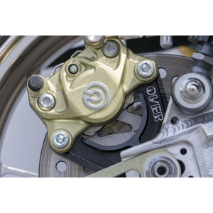 OVER RACING Rear Caliper Support Brembo 2P/4P Up Mount (Upper Side)