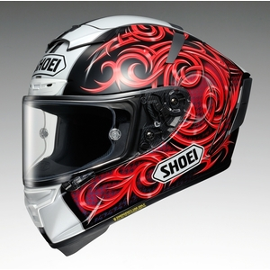 SHOEI [Scheduled For Release In July 2019] X - 14 KAGAYAMA 5 Kagayama [ X - FOURTEEN X - Fourteen Kagayama 5 TC - 1 RED/BLACK ] Helmet