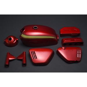 PMC(Performance Motorcycle Creative) Boyalı Komple Set