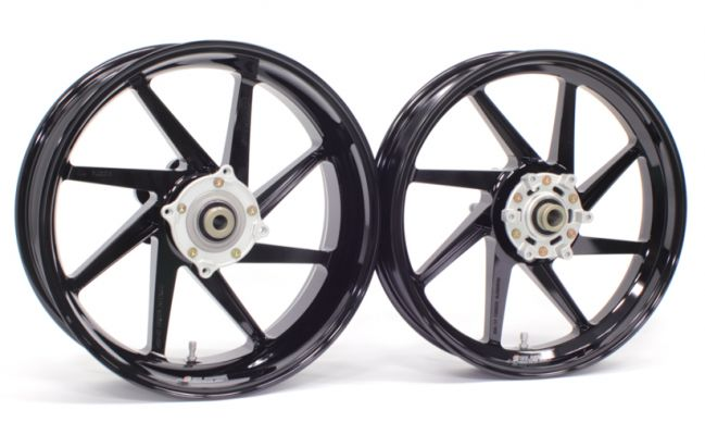 Aluminum Forged Wheel [Type-E] Rear Glass Coating