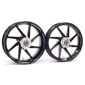 GALE SPEED Forged Aluminum Wheel [TYPE-E] Front Glass Coating