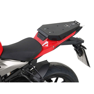 HEPCO&BECKER Pillion Seat Replacement Type Rear Rack