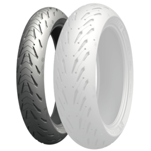 MICHELIN ROAD 5 GT [120 / 70ZR17 M / C (58 W) TL] Tien renkaat