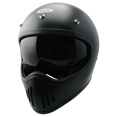 SPEED PIT TNK B-80 BEN Full Face Helmet
