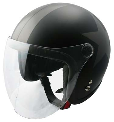 SPEED PIT TNK JL-65SR Small JET Helmet