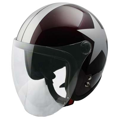 SPEED PIT TNK JL-65SR Smalljet Helmet
