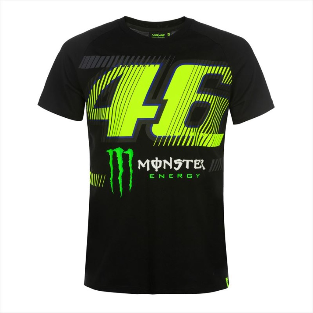 VR46 MONZA 46 MONSTER T-SHIRT