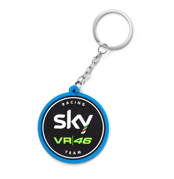 VR46 SKY RACING TEAM VR46 KEY HOLDER