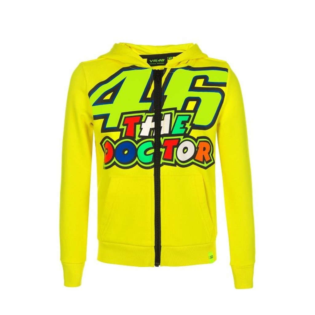 VR46 KID 46 STRIPES FLEECE Kids