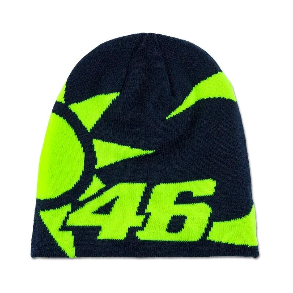 VR46 SUN AND MOON HELMET REPLICA BEANIE