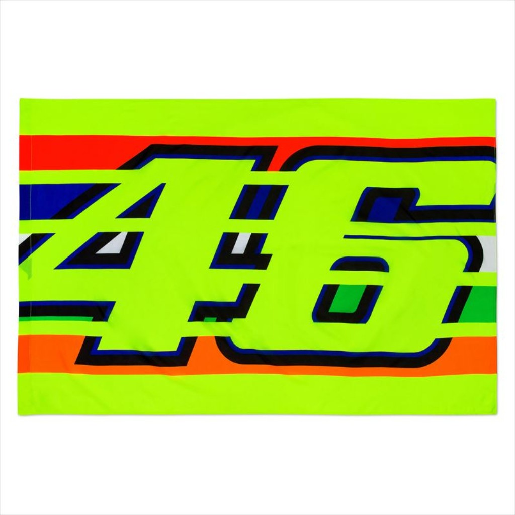 VR46 46 STRIPES FLAG