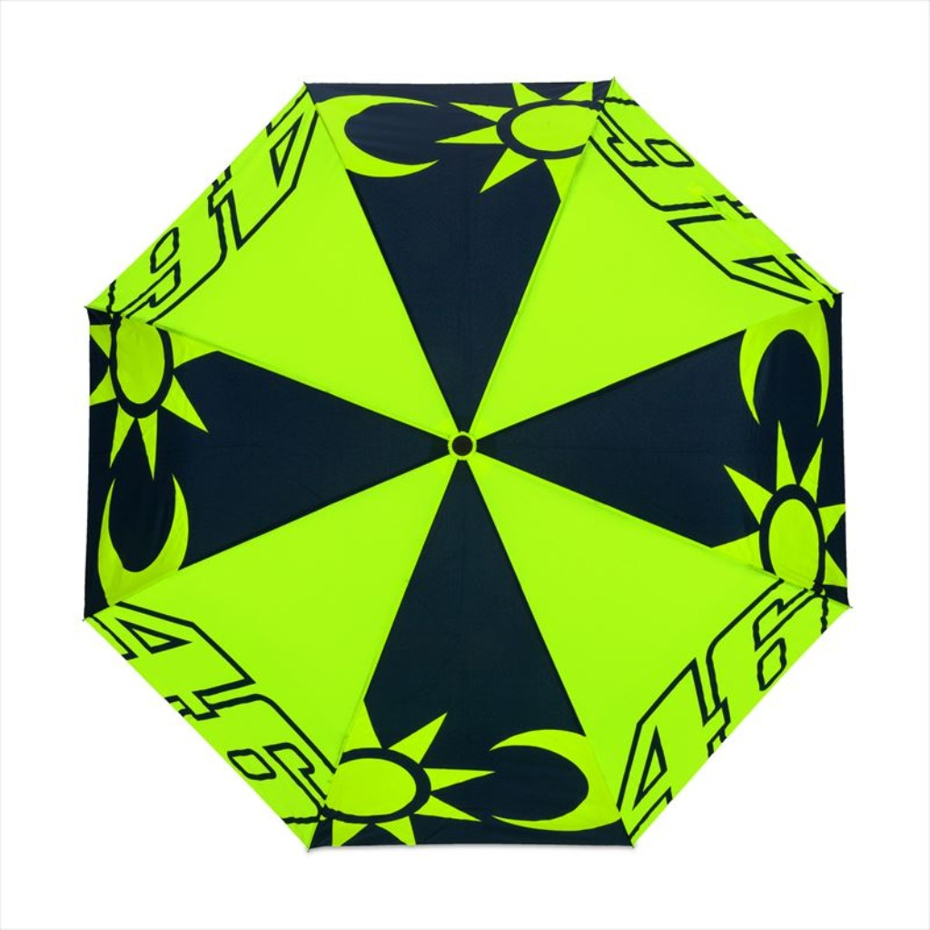 VR46 SUN AND MOON UMBRELLA
