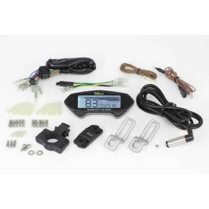 SP TAKEGAWA (Special Parts TAKEGAWA) Square Multi-LCD Meter