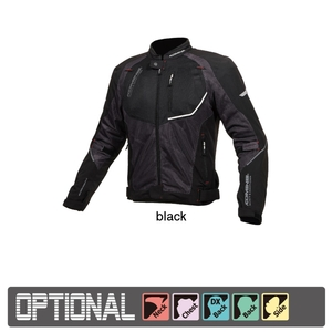 KOMINE JK-139 Waterproofhalf Mesh Jacket