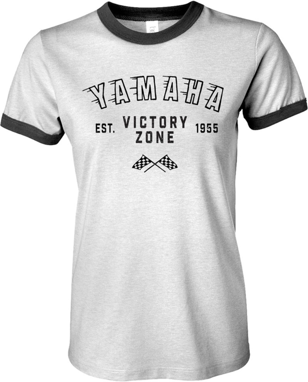 US YAMAHA Yamaha Racing Victory Zone Tee Dames