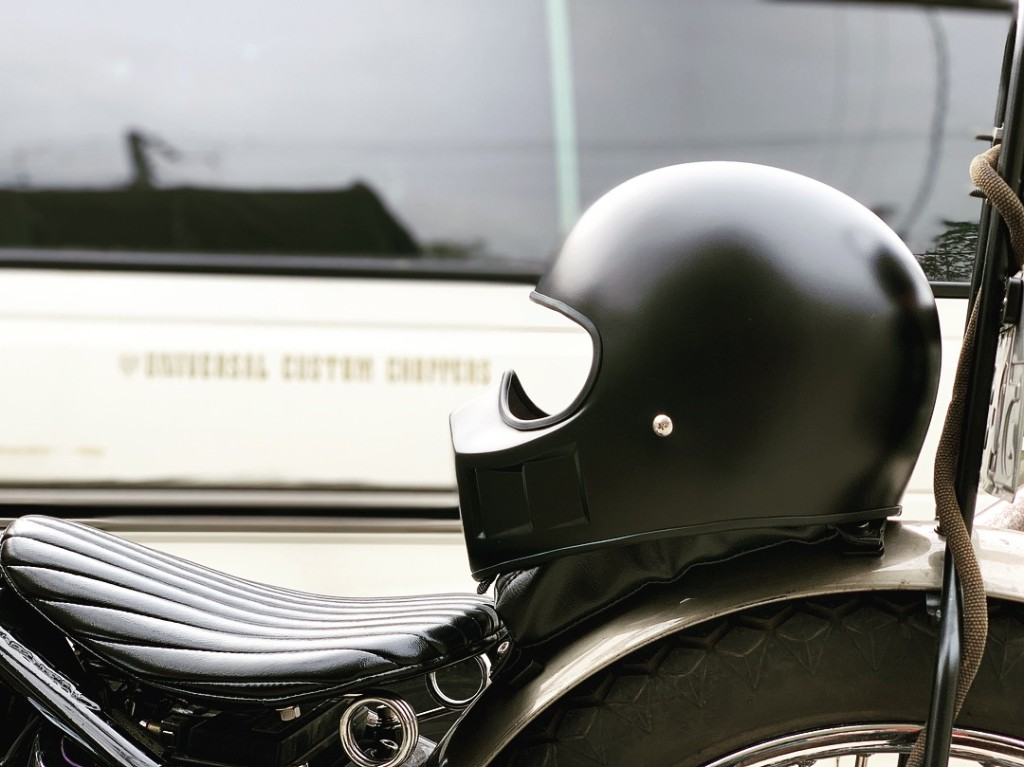 Universal Custom Choppers BASTARD Casco Original