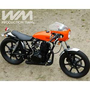 WM Middle Short Aluminum Front Fender