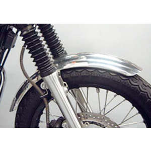 WM Short Aluminum Front Fender
