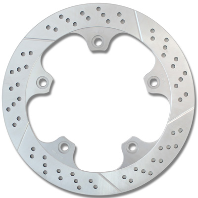 SUNSTAR PREMIUM RACING Rear Disc Rotor